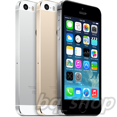 Apple iPhone 5S iOS 7 8MP Unlocked Smart Phone