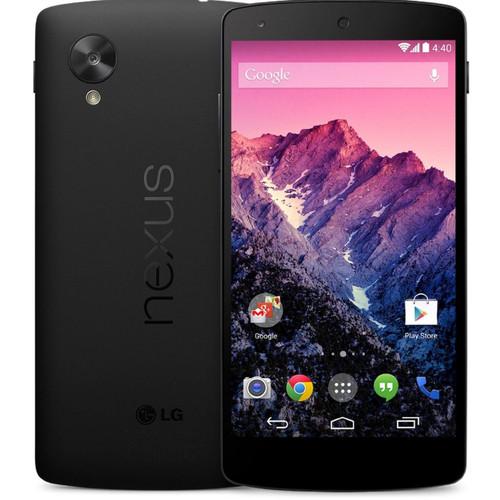 LG Nexus 5 D821 16GB Black Quad-core (FACTORY UNLOCKED) 8MP Phone