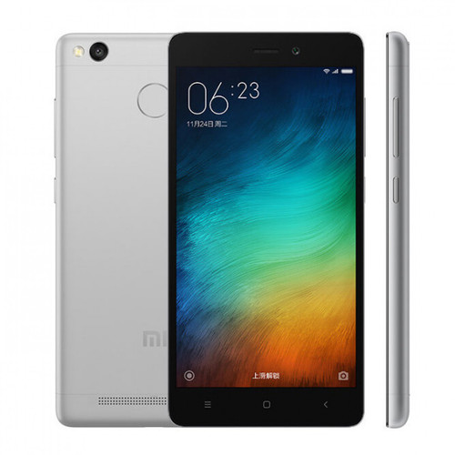Xiaomi Redmi 3 Pro Black 13MP 32GB 5.0'' 3GB RAM Android Phone
