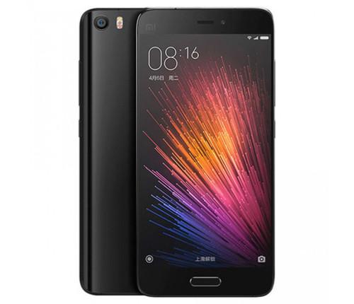 "Xiaomi Mi 5 64GB Black Dual Sim 3GB RAM 5.15"" 16MP Android Phone"