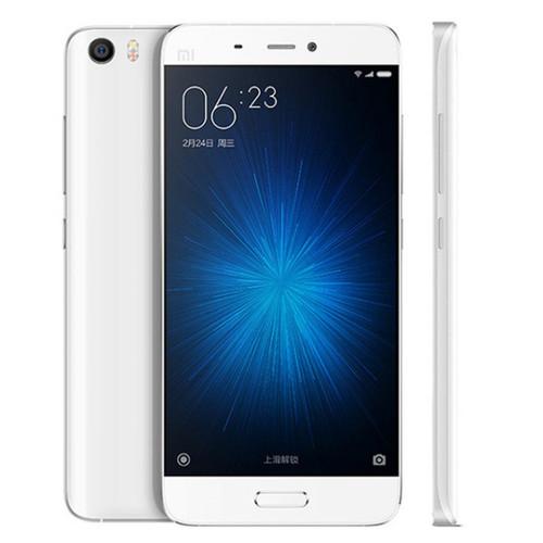 "Xiaomi Mi 5 64GB White Dual Sim 3GB RAM 5.15"" 16MP Android Phone"