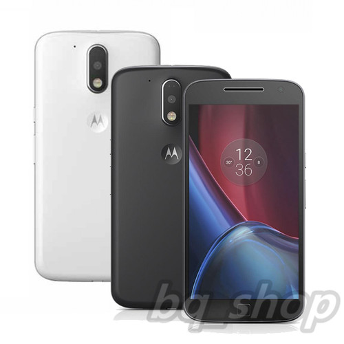 "Motorola Moto G4 Plus 5.5"" 16MP Android Phone"
