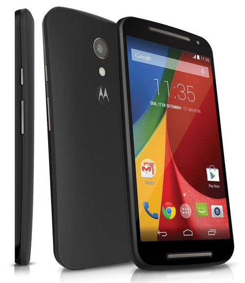 Motorola MOTO G 2ND GEN XT1068 Quad-core 1.2GHz Black Android Phone