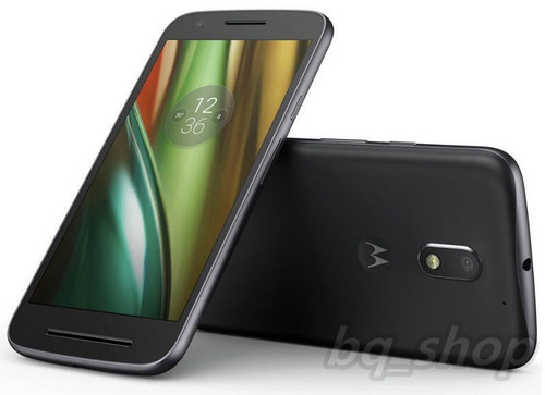 "Motorola Moto E3 Power XT1706 Black Dual SIM 16GB 5.0"" Android Phone"