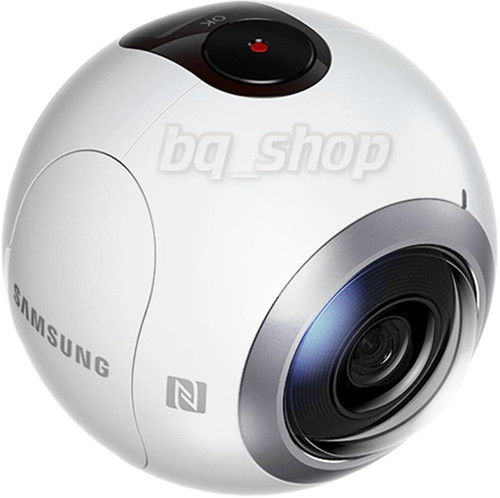 SAMSUNG GEAR 360 SM-C200NZWAITV Camera For S6 S6 Edge S7 S7 Edge