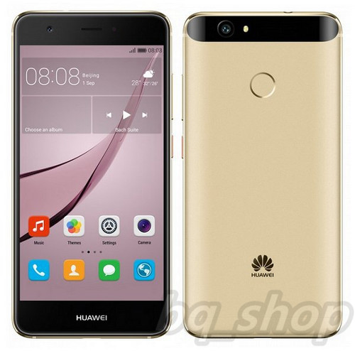 "Huawei nova Dual SIM 64GB 5"" 4GB RAM 12MP Android Phone"