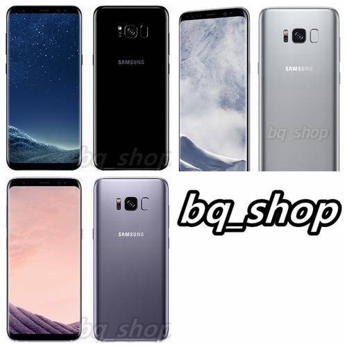 "Samsung Galaxy S8 G950 5.8"" 12MP 64GB 4GB RAM Android Phone"