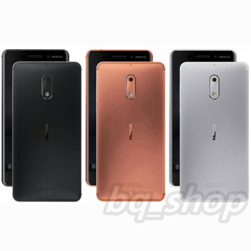 "Nokia 6 Dual SIM 32GB 64GB 5.5"" 4GB RAM 16MP Android Phone"