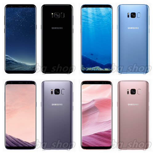 "Samsung Galaxy S8+ G9550 Dual 6.2"" Android Phone"