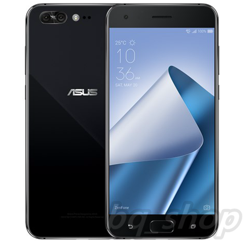 """ASUS Zenfone 4 Pro ZS551KL Dual 6/128GB 5.5"""" Black 4G Android Phone"""