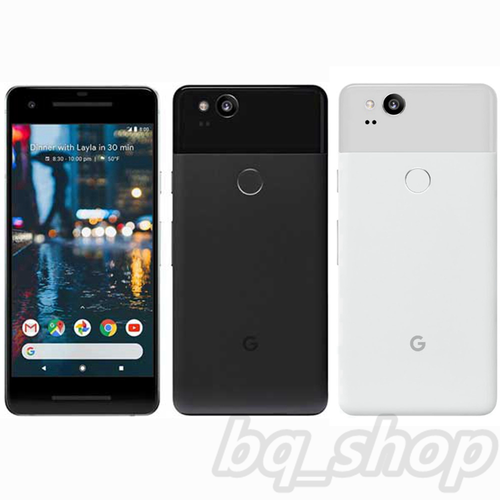 "Google Pixel 2 64/128GB 12MP Octa-core 5.0"" Android 8.0"