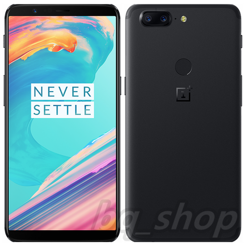 "OnePlus 5T 6.0"" 6GB/64GB or 8GB/128GB Dual 20MP Octa Core Phone"