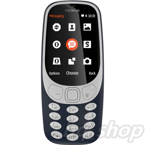 Nokia 3310 2017 3G Black 2.4 inches (FACTORY UNLOCKED) FM radio Phone By FedEx