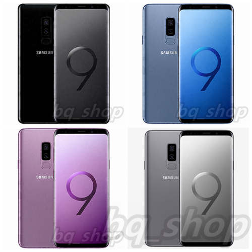 "Samsung Galaxy S9+ G965FD 64GB 6GB RAM 6.2"" Qualcomm 845 Android Phone"