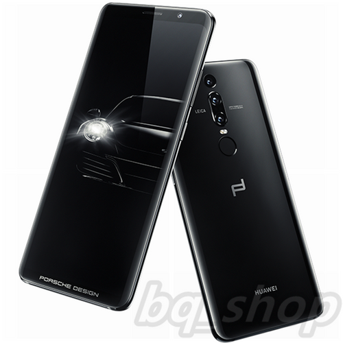 "Huawei Mate RS Porsche Design 256GB 6"" 40MP Black Kirin970 Android Phone"