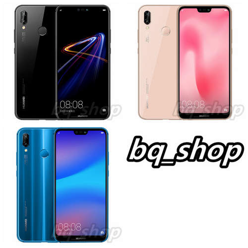 "Huawei Nova 3e / P20 Lite 5.84"" Octa Core 4GB RAM 16MP Phone"