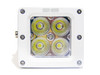 20W Bumper Bar Duely Flood POD LED Light White