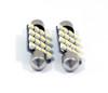42mm 211-2 578 Festoon LED Bulbs (2 Pack)