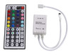 LED Strip RGB Controller IR 44 Key Thin Remote