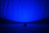 Blue LED Aluminum Module Flood Rock Light (4 Pack)