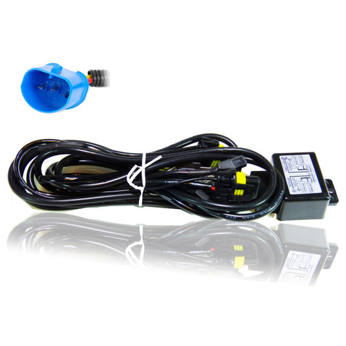 9004 Bi-Xenon Hi/Lo H/L Wiring Controller