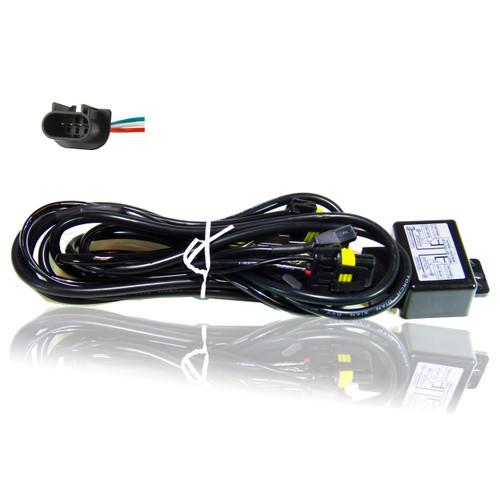 H13 9008 Bi-Xenon Hi/Lo H/L Wiring Controller