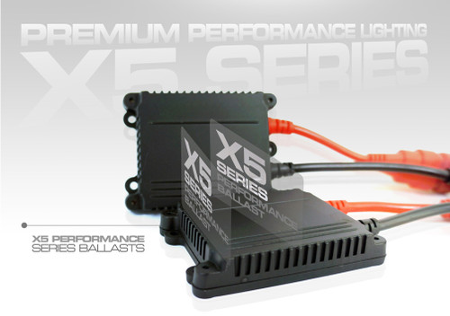 35W HID Xenon Replacement Slim Ballast