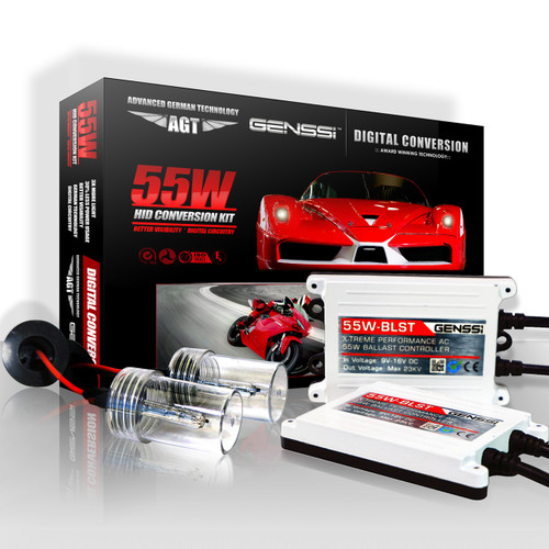 55W HID Kit AC Performance