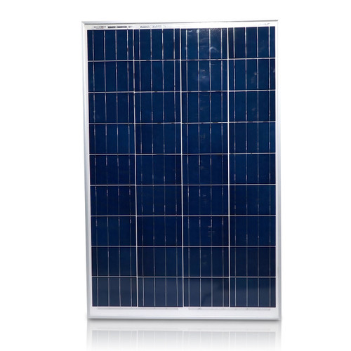 100W Solar Panel Polycrystalline 12V Poly Off Grid