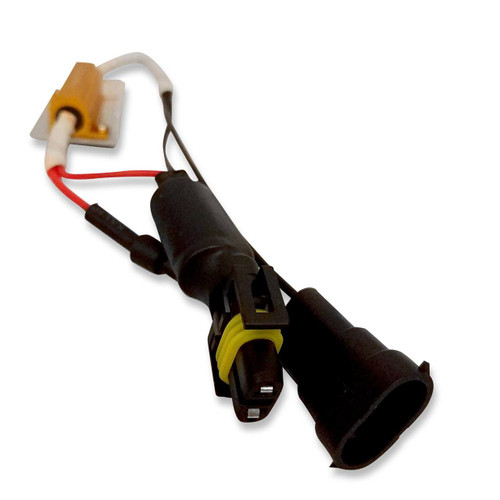 Resistor Capacitor Warning Bulb Out Canceller H11 H9 H8 880 881 (2 Pack)