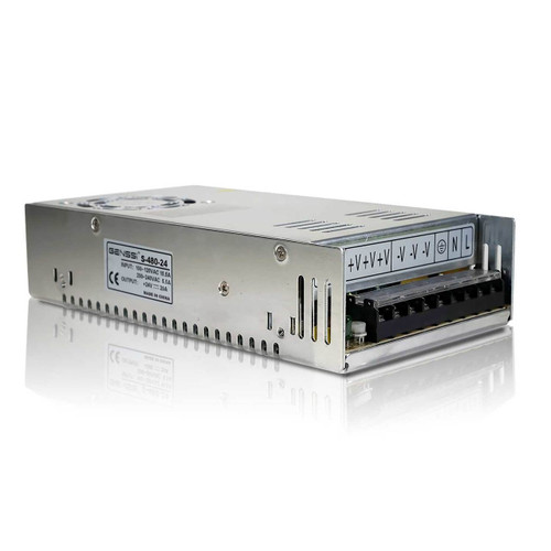 36V 480W Power Supply Regulated Switching