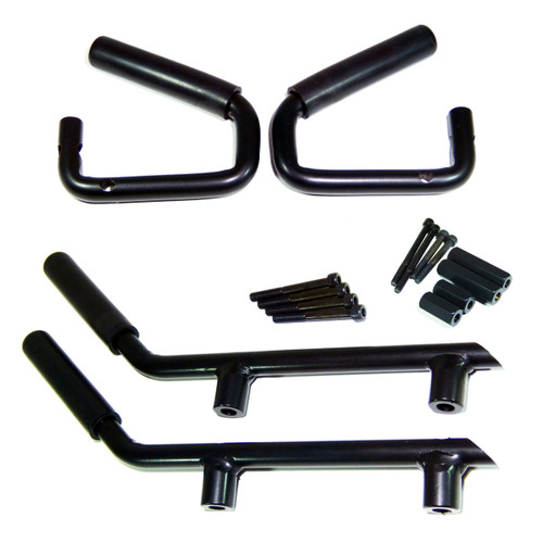 Grab Bars for Jeep Wrangler JK 2007-2017 Front / Rear Set