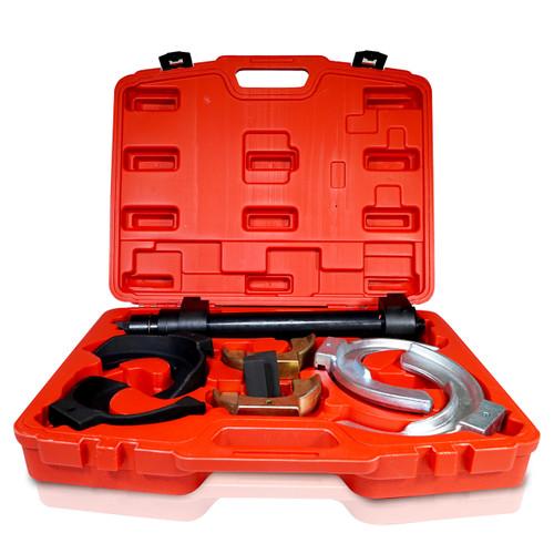 MacPherson Interchangable Fork Strut Coil Spring Compressor Extractor Tool Set