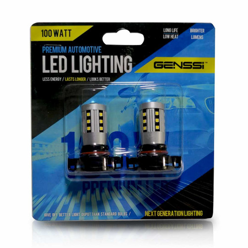 PSX24W 2504 12276 LED DRL/ Fog Light Bulbs (2 Pack)