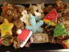 Large Christmas Cookie Tray