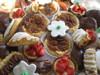 Pastry Dessert Tray