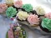 Carton of Easter Cupcakes