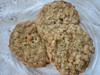 Oatmeal and Butterscotch Cookies