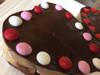 Valentine Brownie Cakes