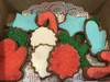 Box of Gingerbread Cookies