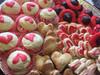Large Tray of Valentine Treats
