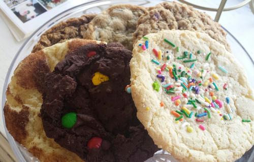 Baker's Dozen Drop Cookies Assortment