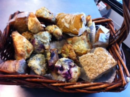 Breakfast Treats Basket