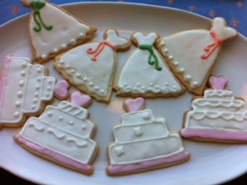Wedding Sugar Cookies