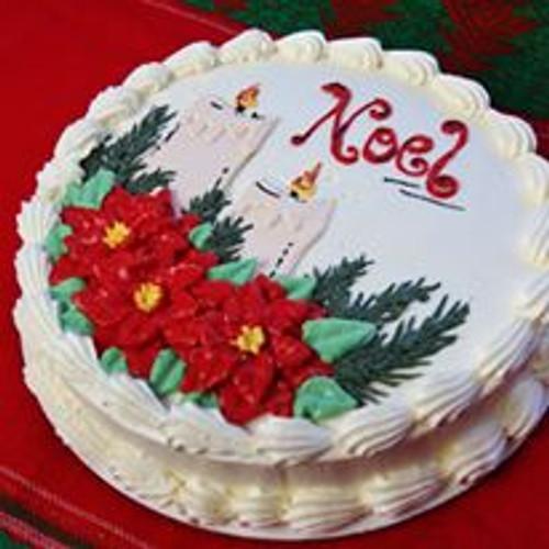 """""""Noel"""" Cake"""