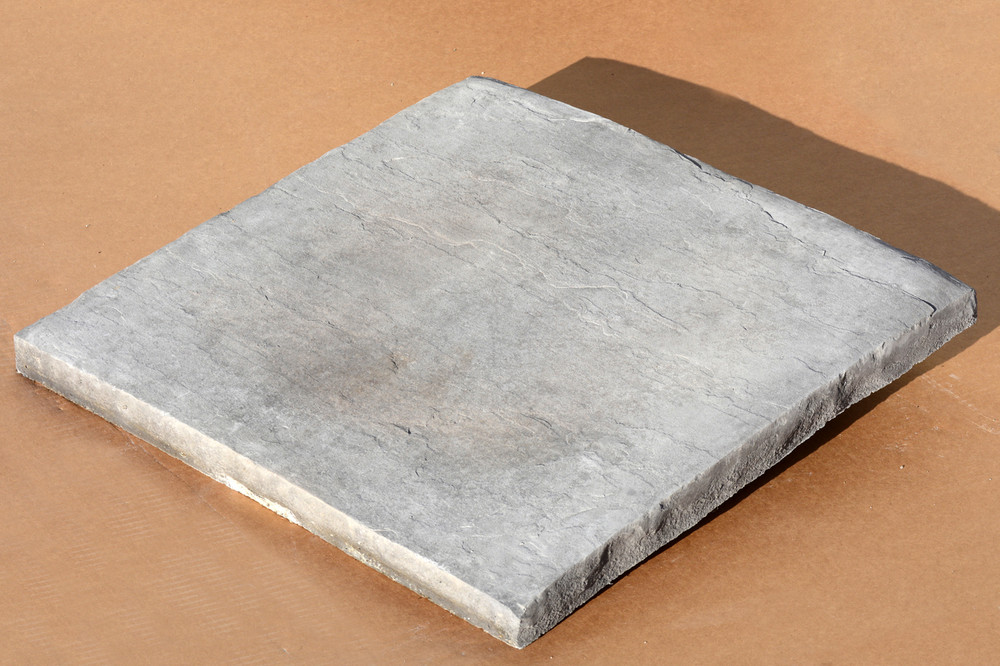 Patio Paver 24 X 24 X 1 1/2. Easy To Install For The