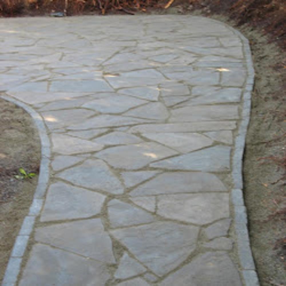 Pavers, Flagstone, installation, walkway, Lynnwood