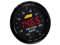 AEM X-Series Wideband UEGO AFR Sensor Controller Gauge