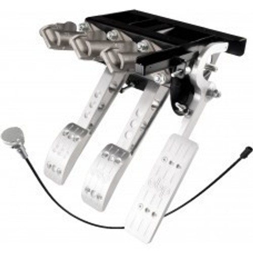 OBP Pro Race Universal Top Mount Pedal Box (Standard Throttle Cable)