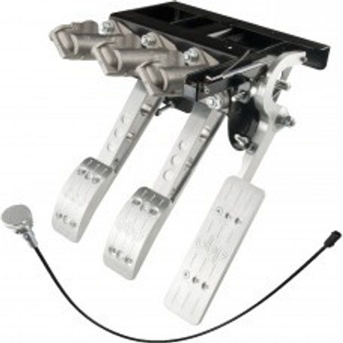 OBP Pro Race Universal Top Mount Pedal Box (Drive-By-Wire)
